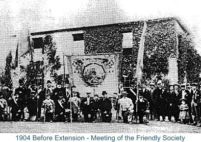 1904 Before Extension - Meeting of the Friendly Society